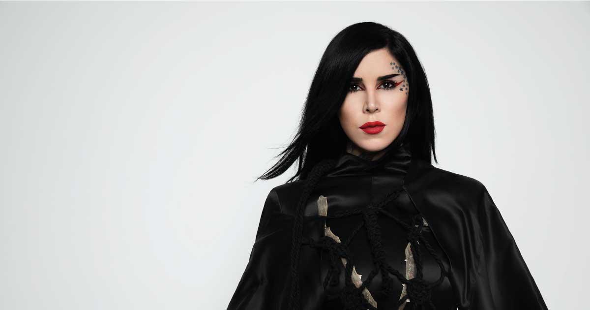 Tatuadora Kat Von D prepara lançamento de álbum de synthwave e rock