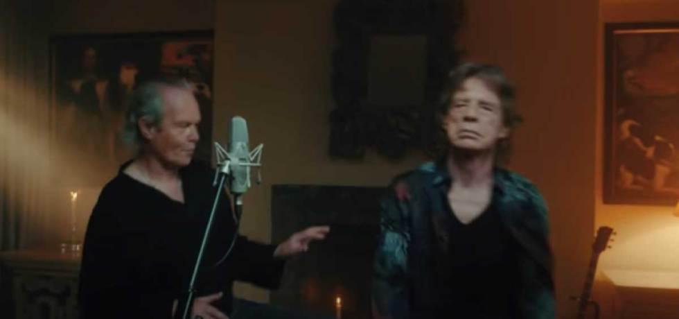 Mick Jagger participa de clipe de música nova do seu irmão Chris