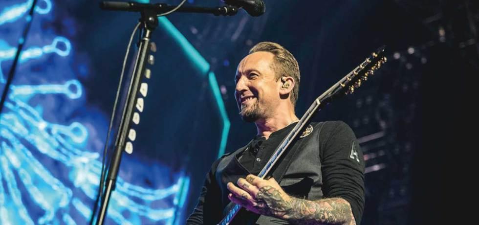 "Volbeat anuncia o álbum ""Servant Of The Mind"", o oitavo da carreira"