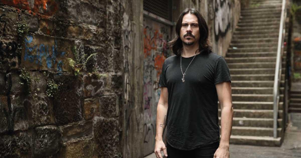 Ben Gillies, do Silverchair, lança novo EP solo