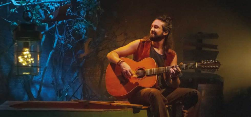 Jonavo mostra sua íntima conexão com Nashville em versão de Tennessee Whiskey