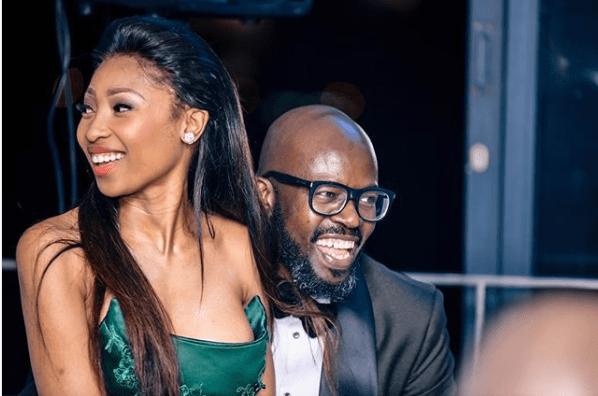 Enhle Mbali Breaks Silence On Rumors That She Is Divorcing Black Coffee