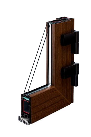 Дверная система Rehau