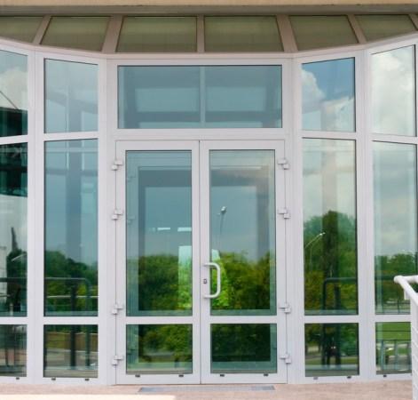 Алюминиевые окна Alutech W62