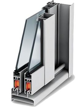 Алюминиевый профиль Provedal C640