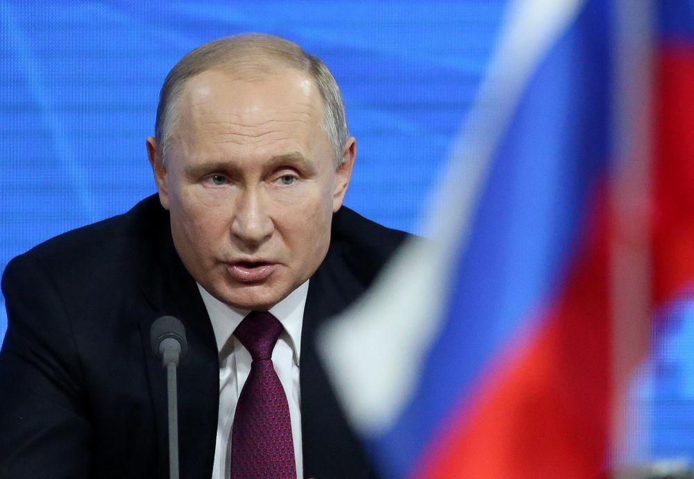 លោក Putin អាចចុះចេញពីតំណែងក្នុងខែមករា