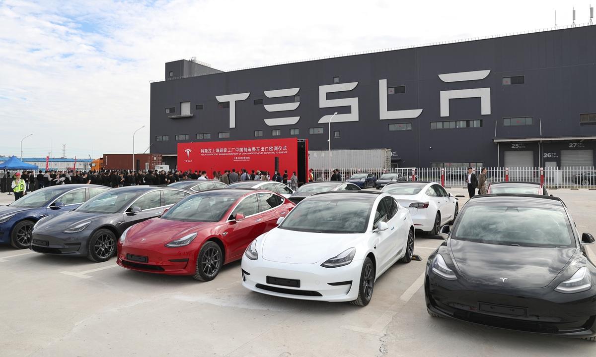 Tesla ប្រកាសជោគជ័យលក់រថយន្តដាច់ខ្លាំងត្រឹមមួយខែបាន  ៤ម៉ឺនគ្រឿងនៅប្រទេសចិន  បើទោះជួបប្រឈមបញ្ហា