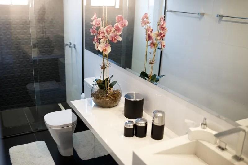 comment amenager une salle de bain avec