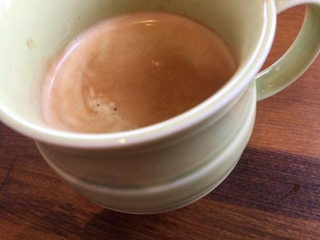 くじらのランチコーヒー
