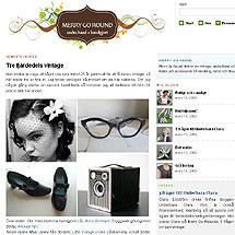 Bloggen Merry Go Round om vintage och second hand