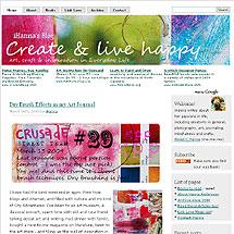 Bloggen iHanna om kreativitet och skapande
