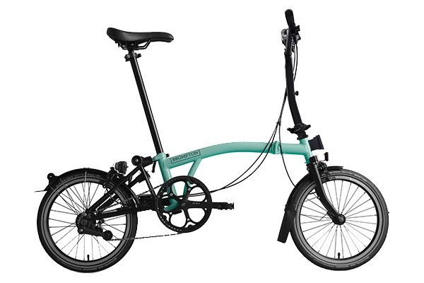 brompton black edition TG M6L mate
