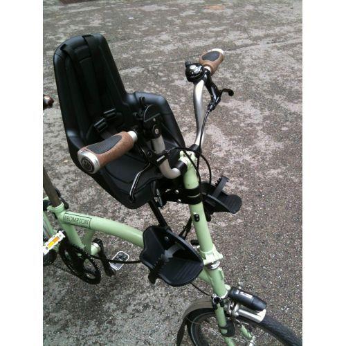 bryan adaptador sillita bobike mini para brompton pre 2017