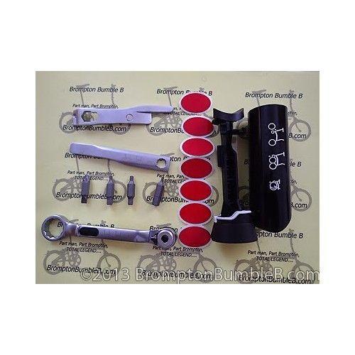 kit de herramientas para brompton toolkit