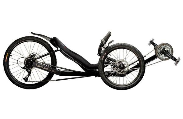 Trike reclinado KMX Karts