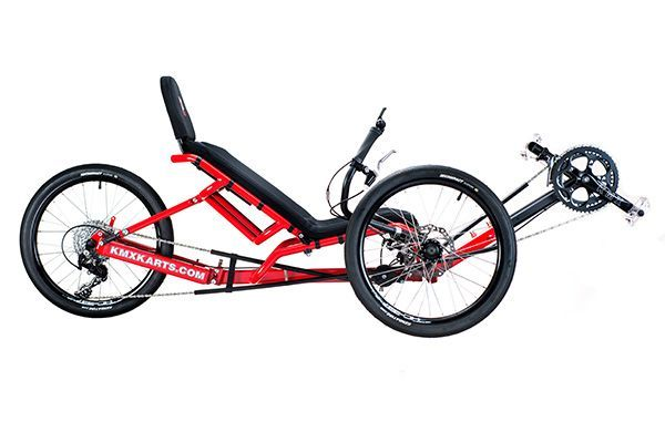 KMX Koyote Trike reclinado Adulto