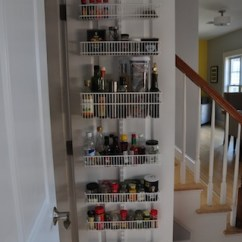 Kitchen Spice Rack Pull Out Shelves Our (nearly) Complete Haven. | Ok, Let's Do This!