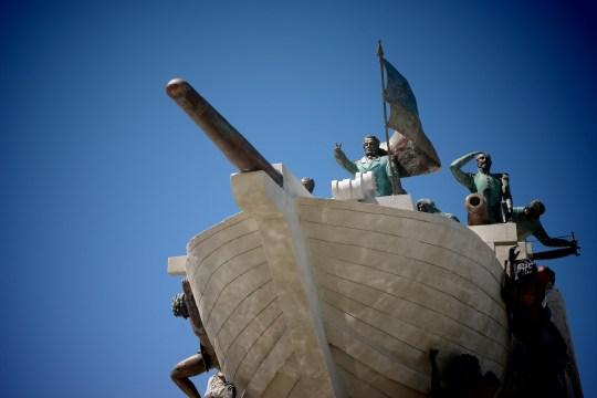 Spomenik pomorcima