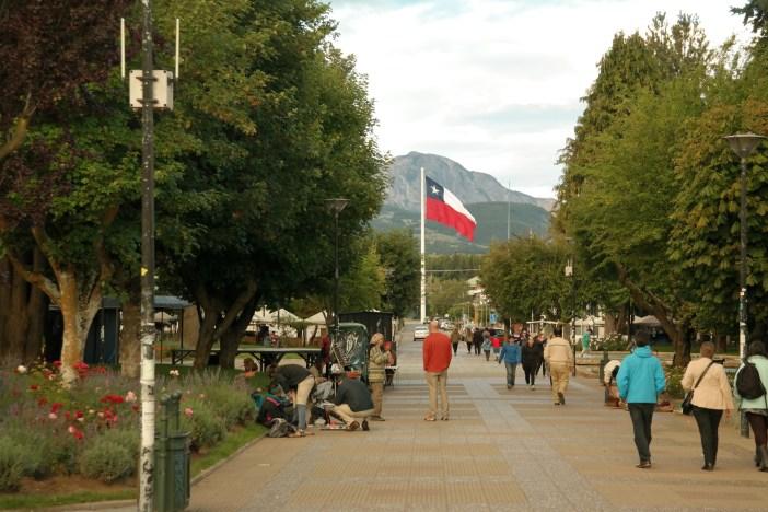 Plaza de Armas, Coyhaique