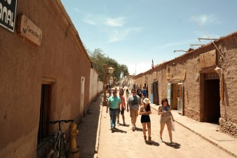 Glavna ulica, San Pedro de Atacama