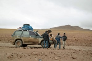 Popravljanje džipa