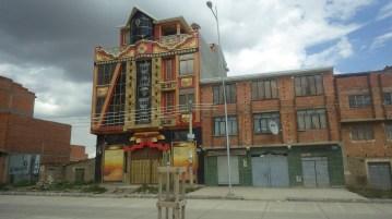 Lakrdijaška fasada I