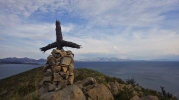 Hodanje po otoku Isla del Sol