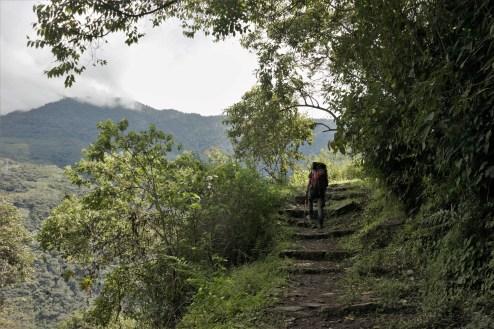 Inke su bili niski ljudi, što se ne bi dalo zaključiti po visini stepenica koje su gradili.