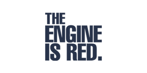 6 the engine is red logo