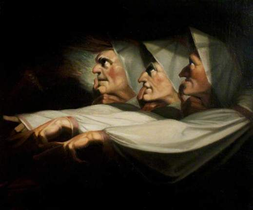 Macbeth by Henry Fuseli