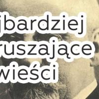 Ranking najbardziej wzruszających powieści Henryka Sienkiewicza + KONKURS