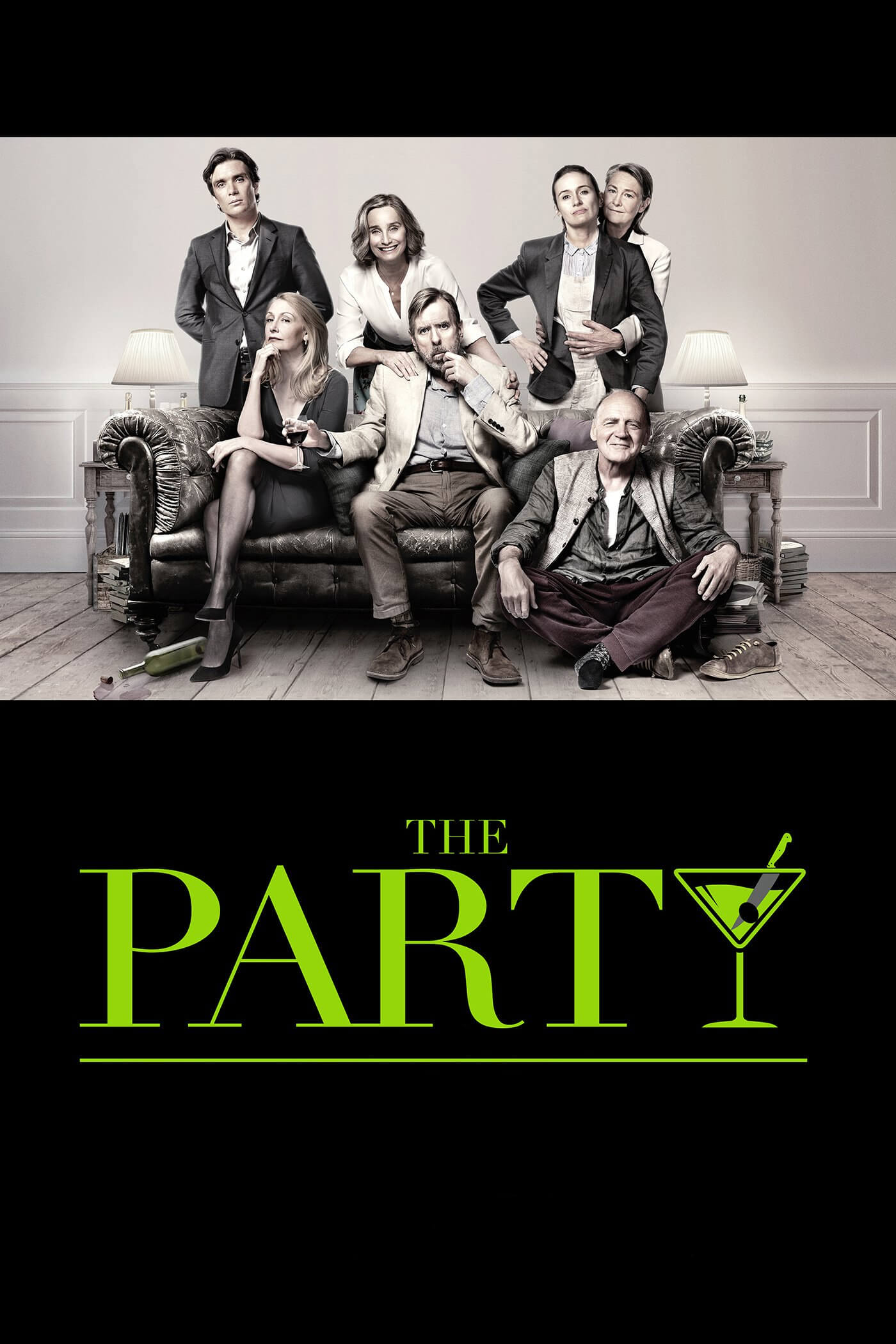 """Poster for the movie """"The Party"""""""