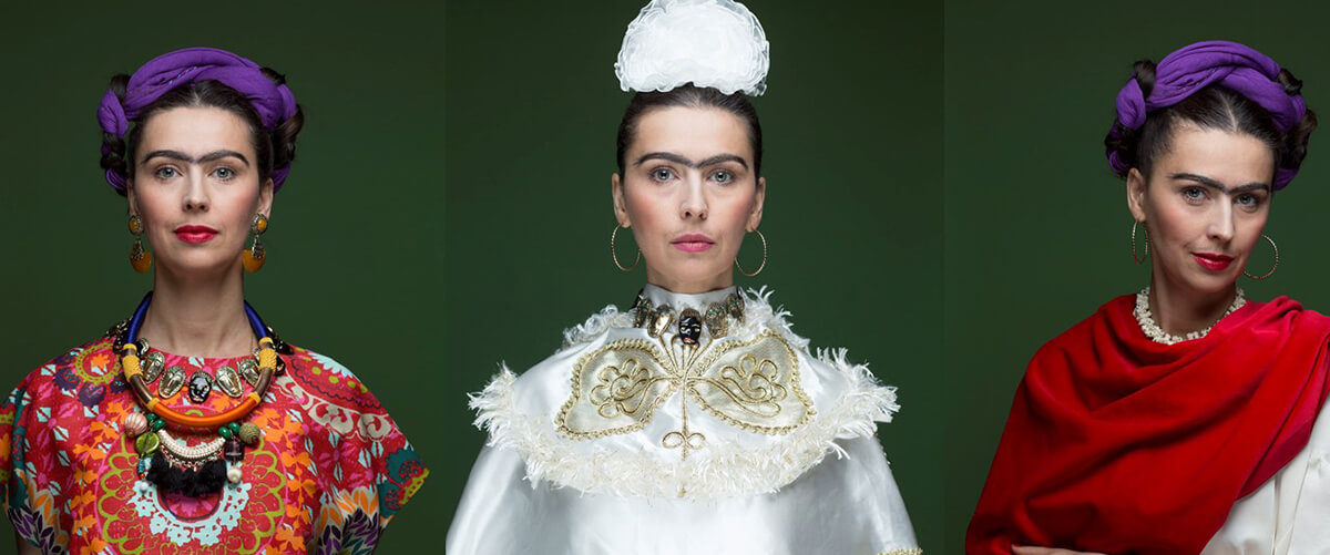 """""""Frida – sztuka, życie, rewolucja"""" - artystka rozebrana. Krótka recenzja monodramu"""