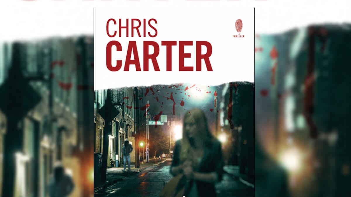 Nocny prześladowca Chris Carter recenzja książki