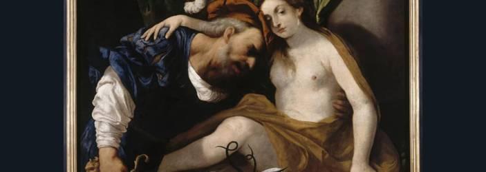 """""""Tiresias transformed into a woman"""" Petro della Vecchia"""