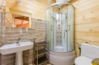 domki drewniane - łazienka (Kopiowanie)