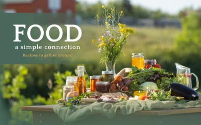 Okotoks Foodbank's 35 Anniversary Fundraising Cookbooks