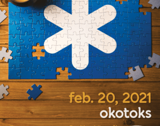 2021 Coldest Night of the Year (CNOY) in Okotoks