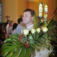 Posledná sv. omša s pánom farárom Oliverom - 1.7.2012