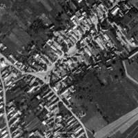 Historická podoba našej obce Víťaz v roku 1950