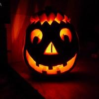 Halloweenska noc :)