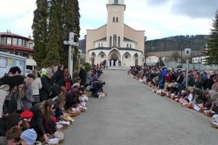 Svätenie Veľkonocných jedál 2015 018