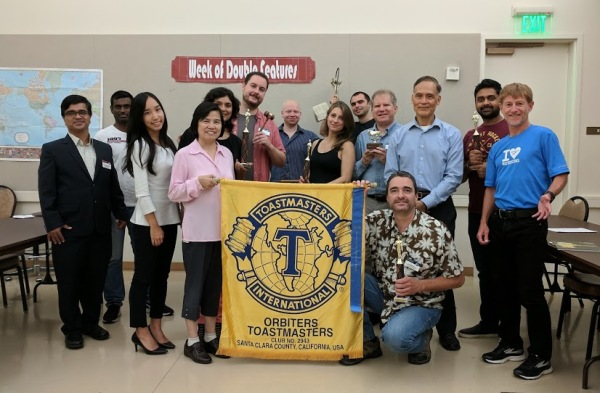 Orbiters Toastmasters Club Photo
