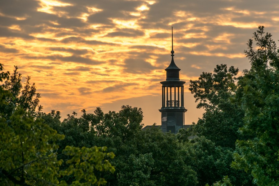 """[Image Source: """"OSU in the morning"""" by sringsmuth licensed under CC BY NC ND 2.0]"""