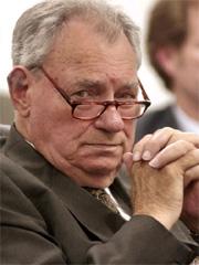 Gene Stipe, who served 53 years in the Oklahoma Legislature (1948-54, 1956-2003)