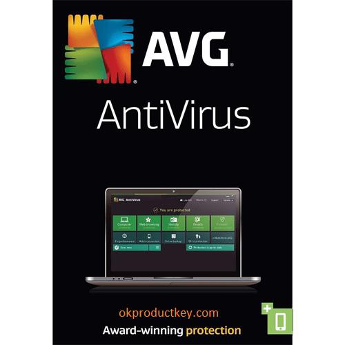 AVG Antivirus 20.10.5824.0 Crack + Activation Code Free Download 2021