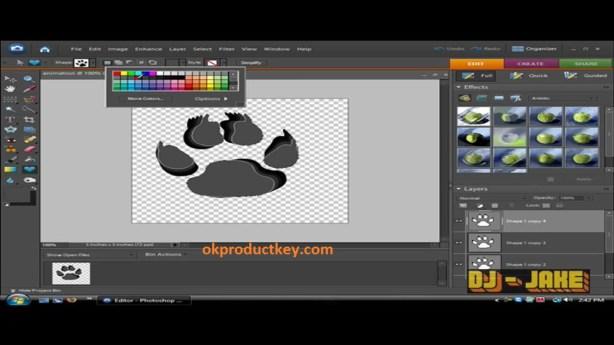 Adobe Photoshop Element 2021 Crack + Serial Number Free Download