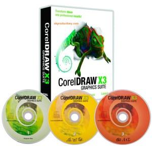 Coreldraw X3 Crack + Serial Number Full Version Download 2021
