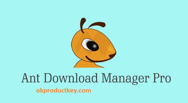 Ant Download Manager Pro 2.0.2 Crack + Registration Key Free Download