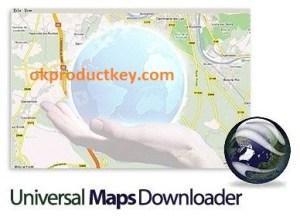 Universal Maps Downloader